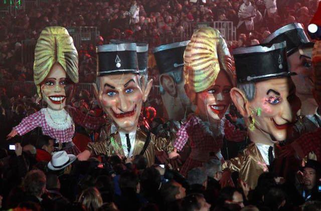 Carnaval 2015 Niza duración dos semanas
