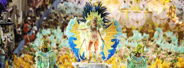 Carnaval 2015 de Río de Janeiro Brasil