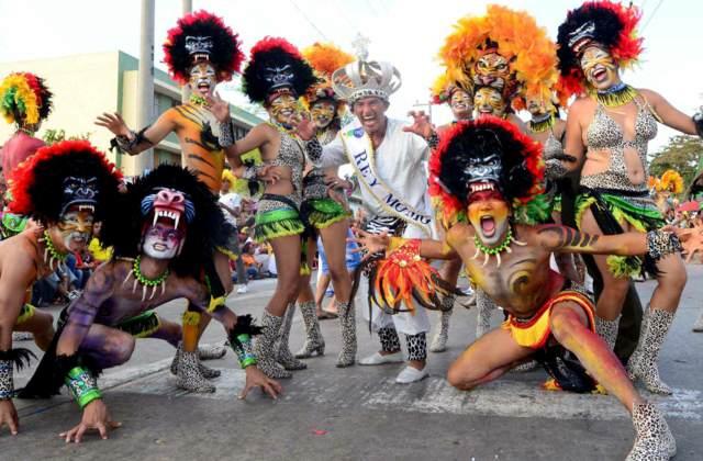 carnaval magnífico Barranquilla disfraces originales