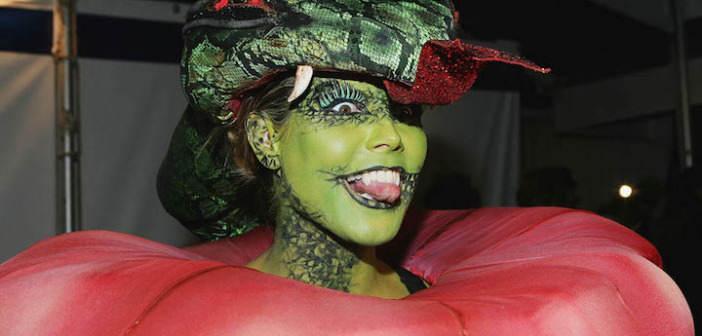 Heidi-Klum-Eva-manzana-disfraz