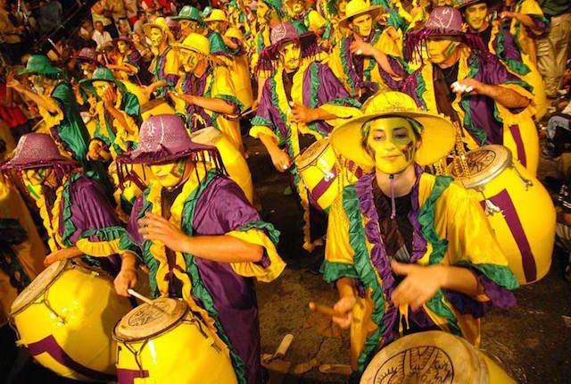 Montevideo Uruguay carnaval 2015 atractivo