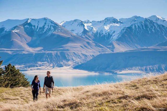Nueva Zelandia San Valentín 2015 día excursión