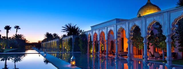 Top destino exótico Marruecos día de los enamorados