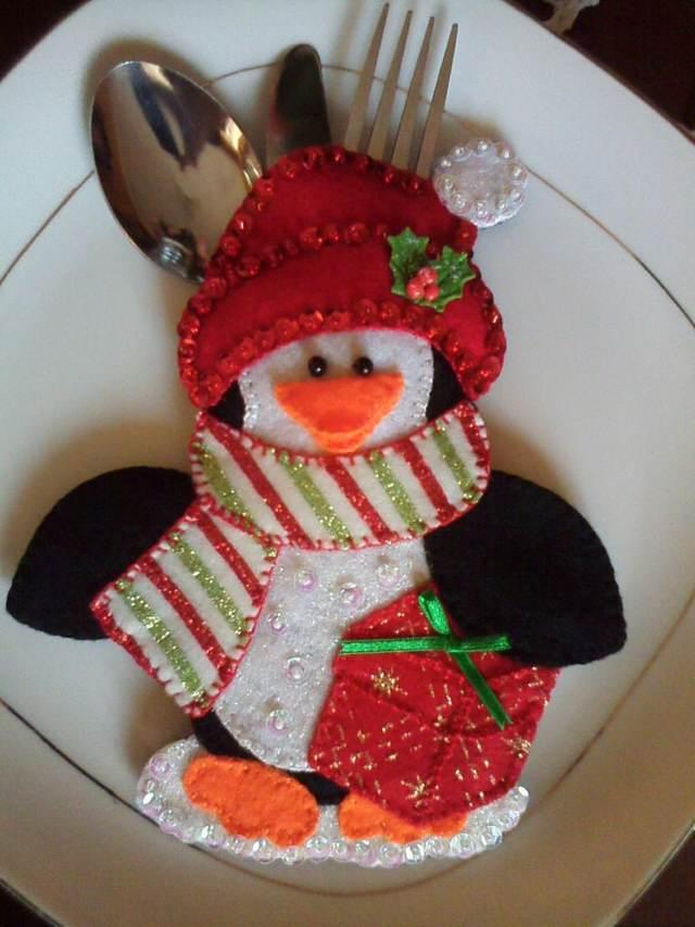 adorno navideño precioso el papa Noel
