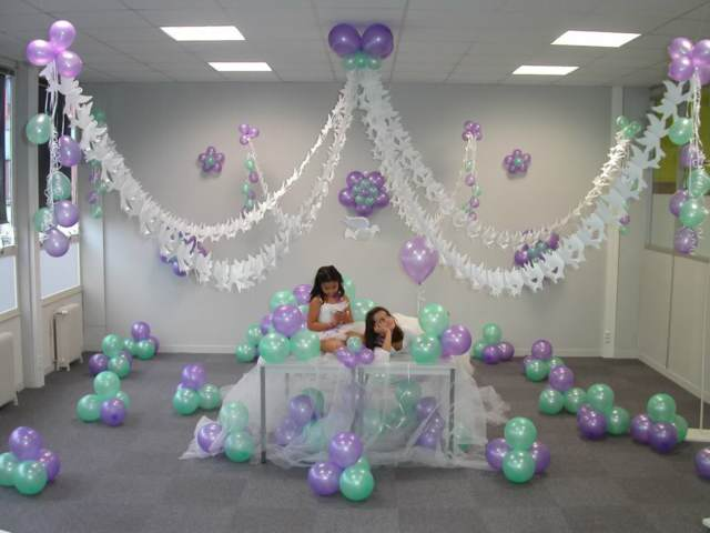 baby shower decoración maravillosas ideas originales Decoración temática para