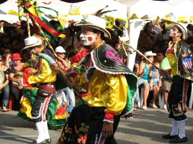 barranquilla carnaval magnífico información