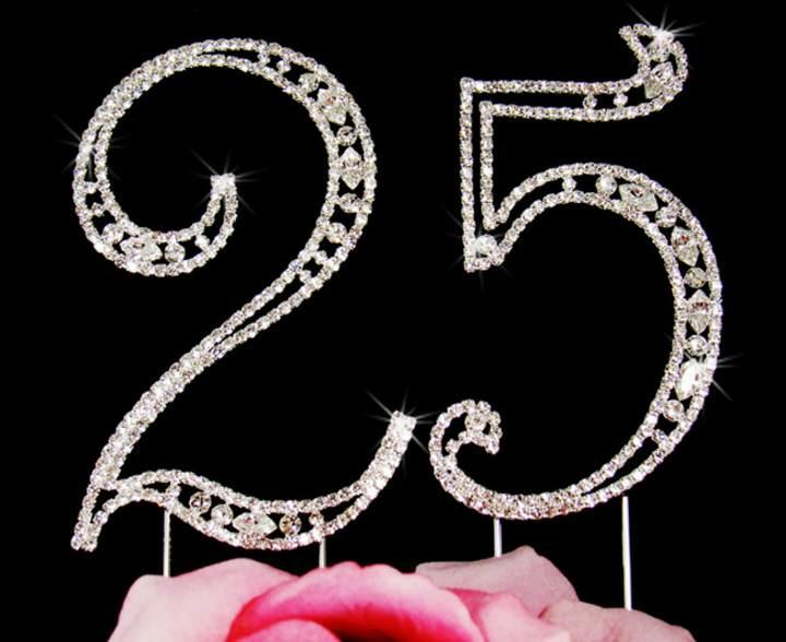 bodas de plata 25 años matrimonio