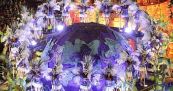 2013 Rio Carnival: Unidos de Vila Isabel samba school