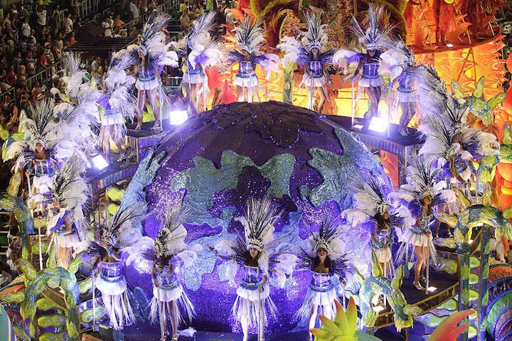 carnaval de Brasil 2015 programa diversidad diversión