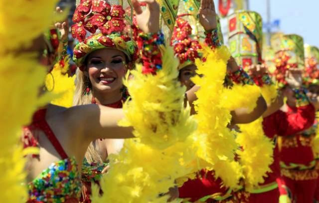 Colombia información interesante carnaval de Barranquilla
