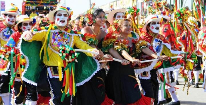 carnaval de Barranquilla Colombia información interesantes