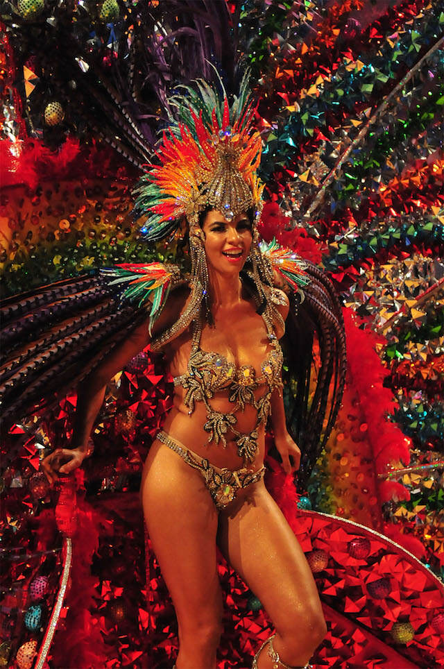 carnaval número uno todo mundo Brasil