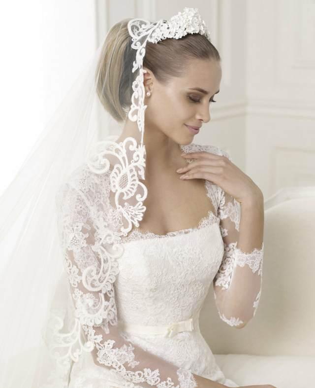 consejos velos de novia modelos preciosos