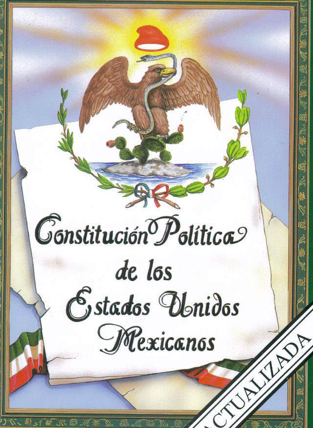 constitución política estados unidos mexicanos