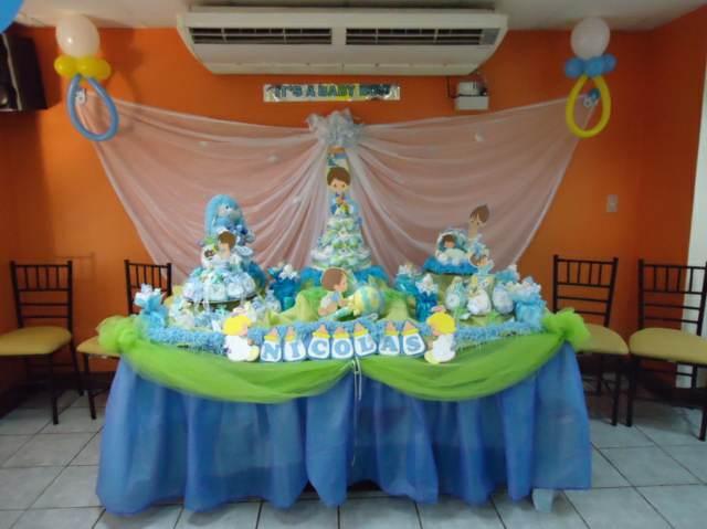 decoración baby shower ideas originales