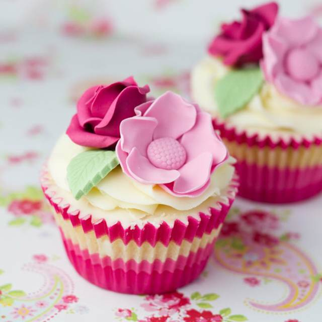 Unas ideas originales para decoración de cupcakes