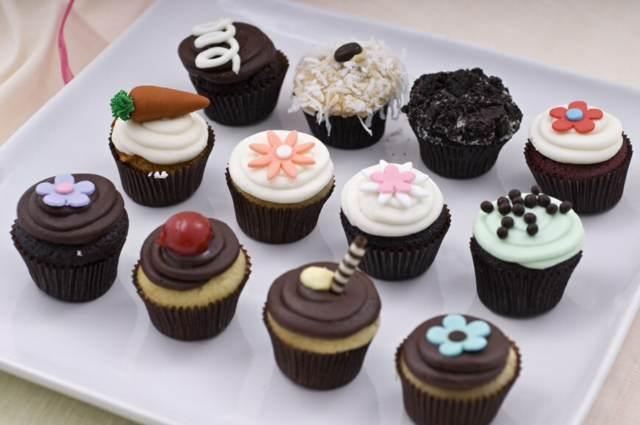 cupcakes decoración ideas diferentes formas originales