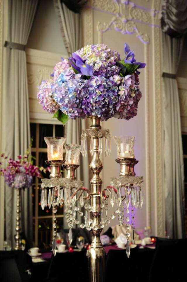 decoración eventos empresariales flores hermosas