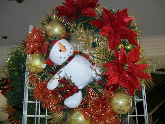 decoraciones navideñas colores temáticos