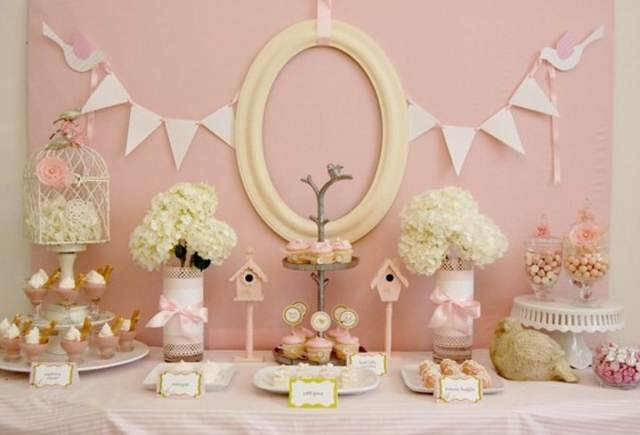 Ideas De Decoracion Baby Shower Nina.Ideas De Decoracion Para Baby Shower Inolvidable