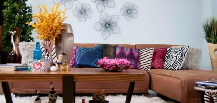 decoracion-para-el-hogar-ideas-originales-flores-almohadas