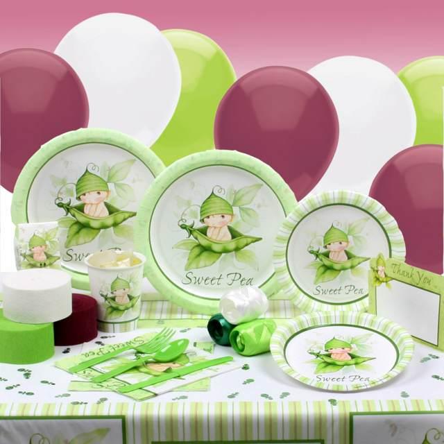 ideas decoración preciosa baby shower globos
