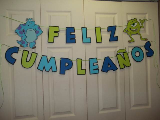 Feliz cumplea os ideas para una fiesta memorable for Decoracion de puertas para cumpleanos