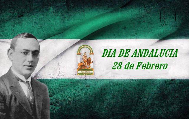 día de Andalucía 28 de febrero bandera oficial