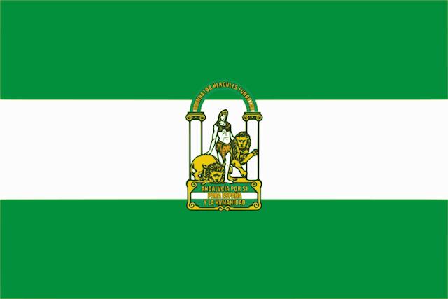 día de Andalucía bandera oficial fiesta