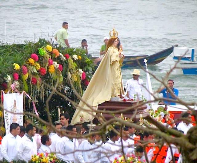 dia de la Candelaria celebración espectacular
