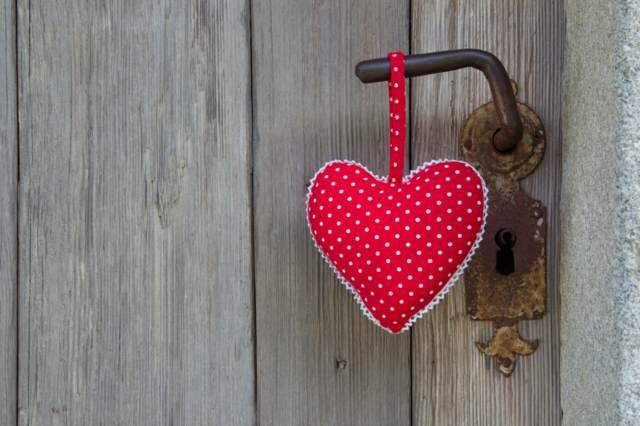 día de San Valentín decoración original