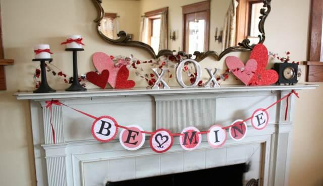 día de San ValentÍn decoración temática ideas originales