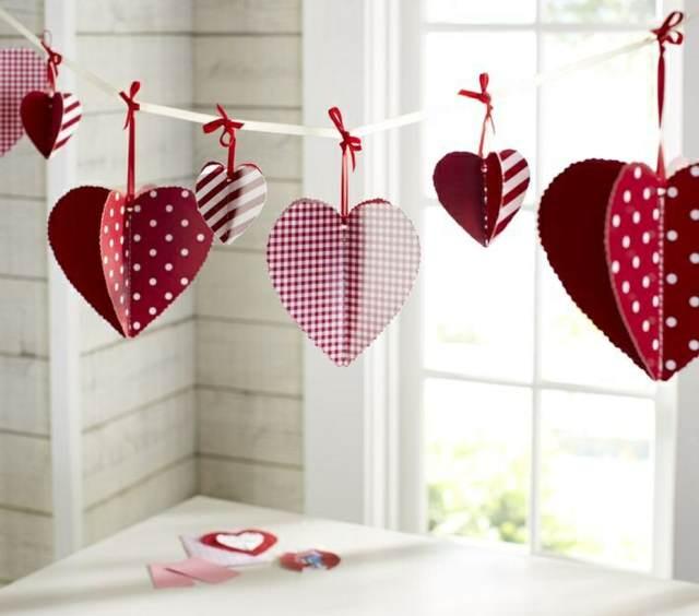 San Valentín ideas decoración temática