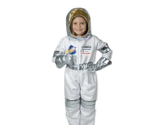 disfraces originales para niños astronauta