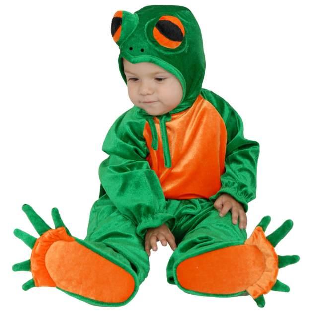 disfraces para niños rana fiesta temática