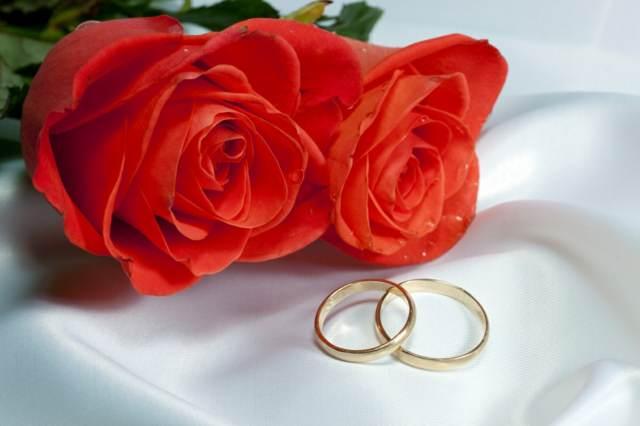 rosas anillos cama día San Valentín propuesta noviazgo