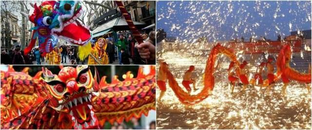 Año Nuevo chino celebraciones