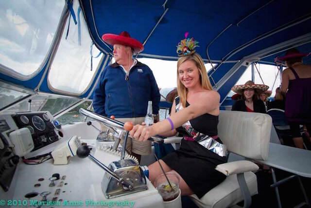 paseo inolvidable despedida de soltera en barco