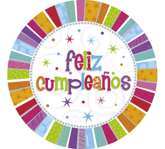 felicidades fiesta organización día cumpleaños