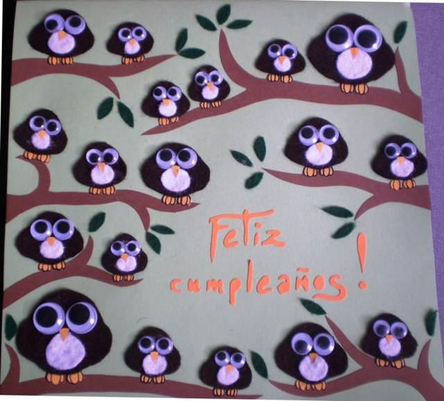 feliz cumpleaños decoración preciosa
