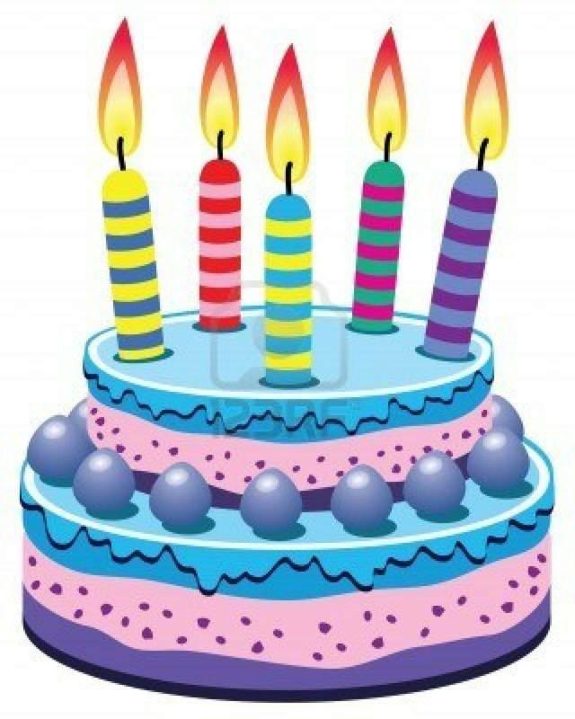 feliz cumpleaños pastel velas sorpresa