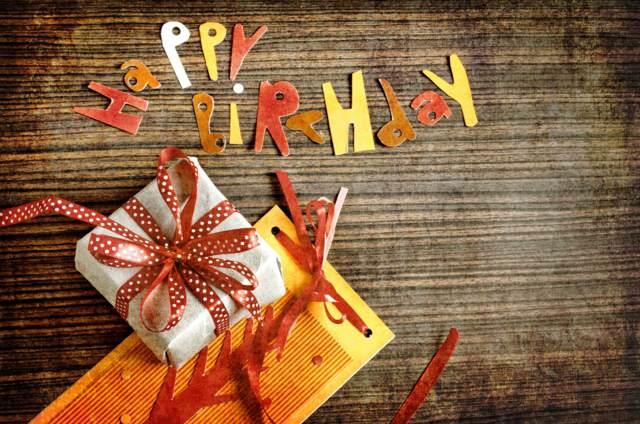 feliz cumpleaños tarjeta felicitación original