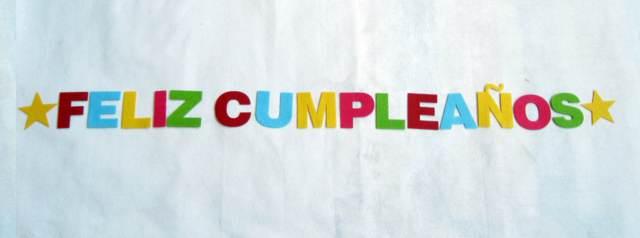 felicidades día de cumpleaños