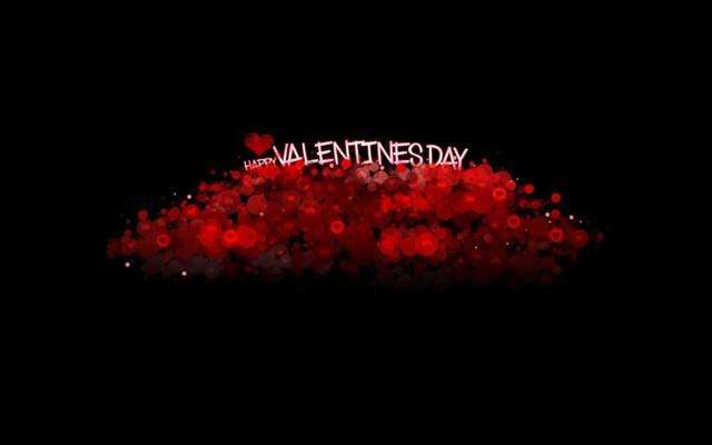 día San Valentín día enamorados