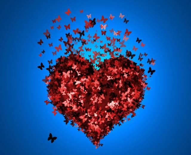 día San Valentín felicidades