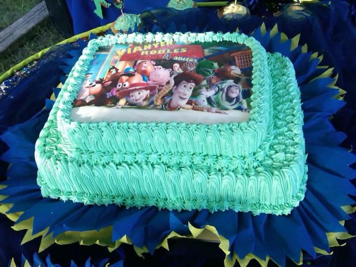 fiesta infantil ideas tortas decoradas interesantes