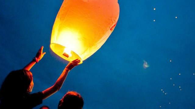 eventos temáticos aire libre globos cantoya