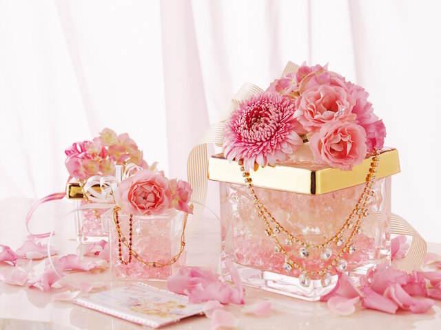 flores de papel decoración romántica elegante
