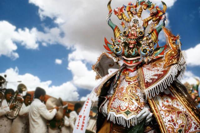 mezcla folklore cultura celebración día de la Candelaria