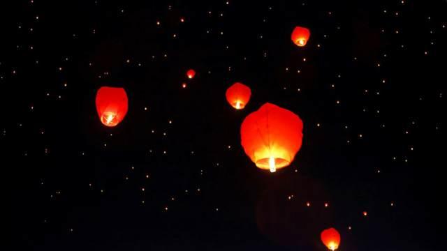 globos cantoya fiestas preciosas aire libre